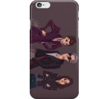 The Doctor Missy and Clara iPhone Case/Skin