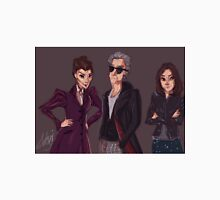 The Doctor Missy and Clara Classic T-Shirt