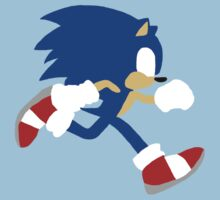 Sonic the Simplistic Hedgehog  by Lucas Jackson