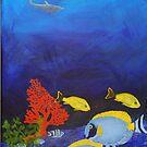 underwater half of diptyc 2 by robert murray