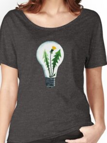 Dandelion idea Women's Relaxed Fit T-Shirt