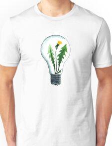 Dandelion idea Unisex T-Shirt