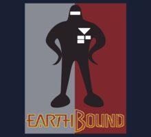 Earthbound Starman obey Kids Tee
