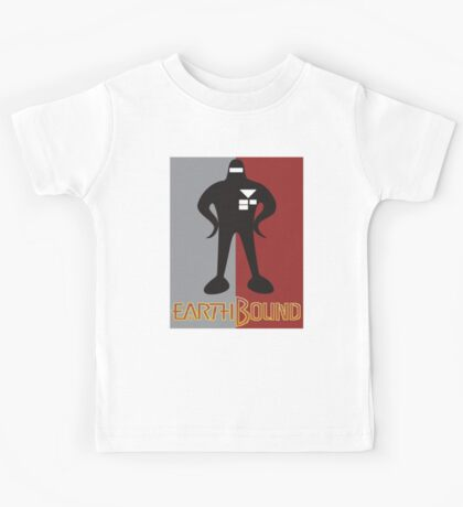 Earthbound Starman obey Kids Tee
