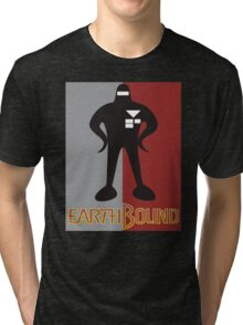 Earthbound Starman obey Tri-blend T-Shirt