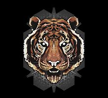 Tiger Tiger by mdcindustries