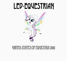 Led-Equestrian Unisex T-Shirt