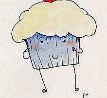 Cupcake by SendMeLetters