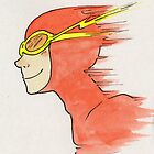Kid Flash by SendMeLetters