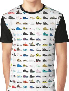 Sneaker's sneaker Graphic T-Shirt