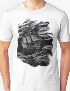 rough seas tee Unisex T-Shirt