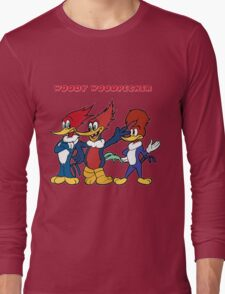 woody woodpecker Long Sleeve T-Shirt