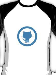 Github octocat logo art T-Shirt