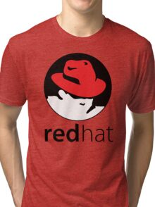 The Red Hat OS Tri-blend T-Shirt