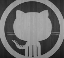 Github octocat art Sticker