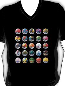 PokeBalls Shirt T-Shirt