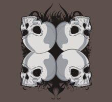 Skulls by GCARTIST