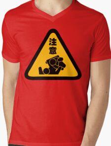 Beware of Jitz (Jiu Jitsu) - Original Mens V-Neck T-Shirt