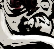 Lion Dance Sticker