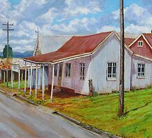 Old Shops – South Johnstone by Cary McAulay