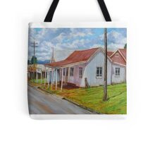 Old Shops – South Johnstone Tote Bag