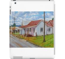 Old Shops – South Johnstone iPad Case/Skin
