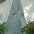 Taipei 101 - Symbolism in Architecture by TonyCrehan