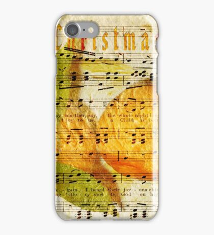 Darling Clementines for Christmas iPhone Case/Skin
