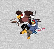 woody woodpecker Women's Fitted Scoop T-Shirt