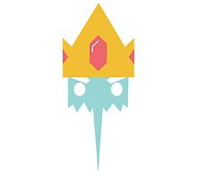 Adventure Time // Ice King iPhone by CJorgenson