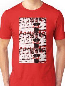 "btdubbs ""GRAFFITI RED"" design Unisex T-Shirt"