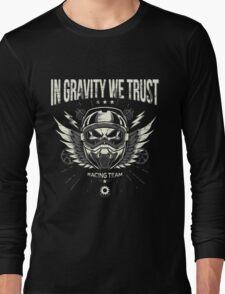 Downhill Gravity Freeride MTB Bike (Be Bad Edition) Long Sleeve T-Shirt