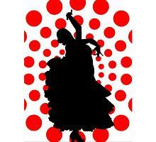Flamenca by typicalspanish