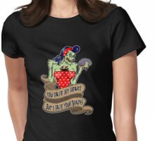 You have my heart Womens Fitted T-Shirt