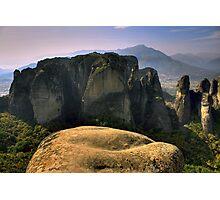 Meteora Photographic Print