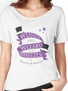 Weasleys' Wizard Wheezes Women's Relaxed Fit T-Shirt
