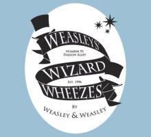 Weasleys' Wizard Wheezes (White BG) Kids Clothes