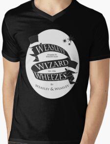 Weasleys' Wizard Wheezes (White BG) Mens V-Neck T-Shirt