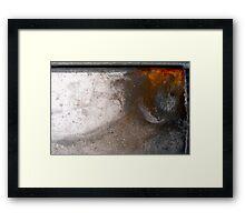 Deathshead Framed Print