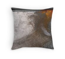 Deathshead Throw Pillow