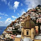 Positano by tmbolle