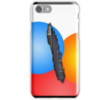 Colorful Cracked iPhone Case/Skin