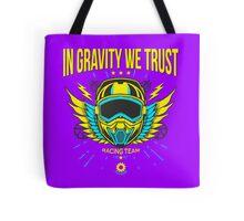 Downhill Gravity Freeride MTB Bike (Be Good Edition) Tote Bag