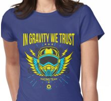 Downhill Gravity Freeride MTB Bike (Be Good Edition) Womens Fitted T-Shirt