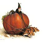Pumpkin Goblin by JBMonge