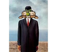 The Son of Monkey Card Photographic Print