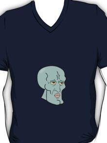 Squidward - spongebob art T-Shirt