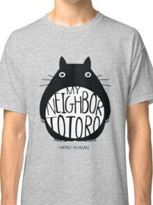 Totoro Hayao Classic T-Shirt