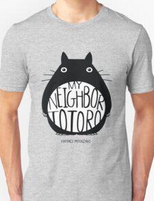 Totoro Hayao Unisex T-Shirt
