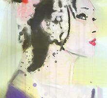 Geisha by Blueade